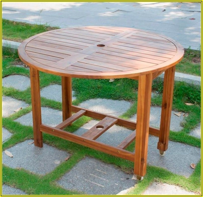 40 Round Patio Table