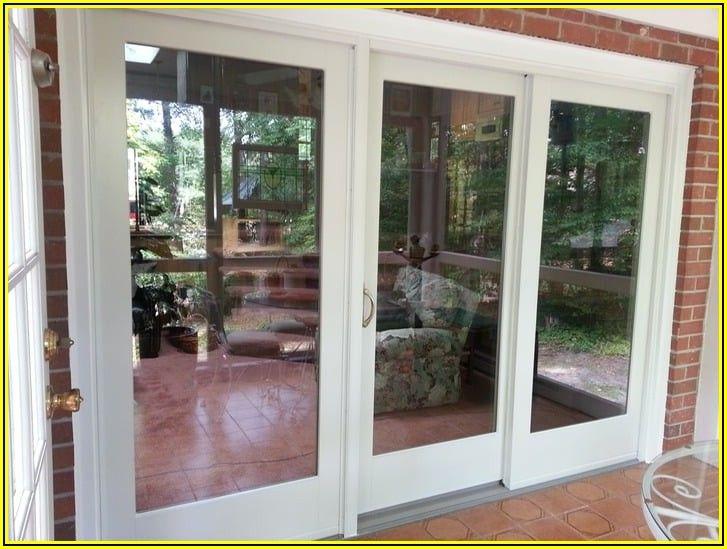 400 Series Frenchwood Hinged Patio Door