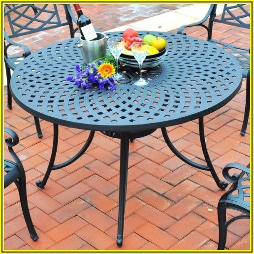 42 Inch Patio Table And Chairs