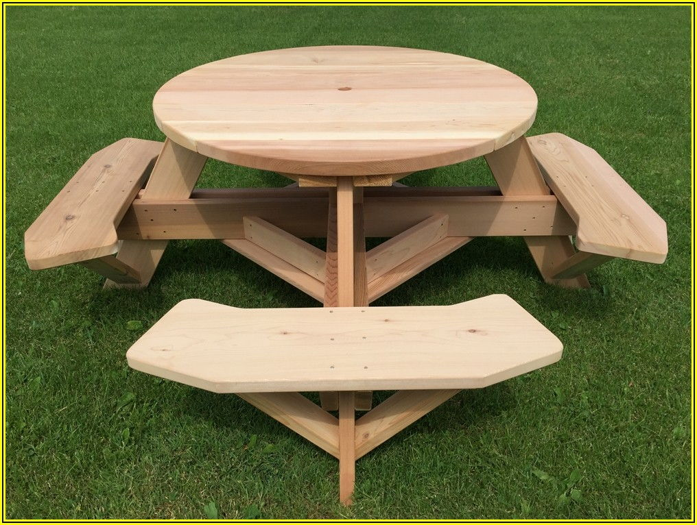 45 Inch Round Patio Table