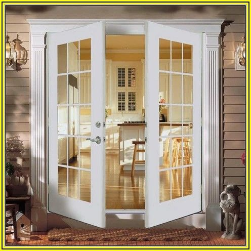 48 Inch Exterior French Patio Doors