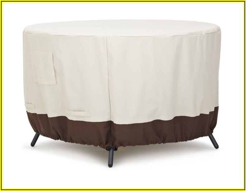 48 Round Patio Table Cover
