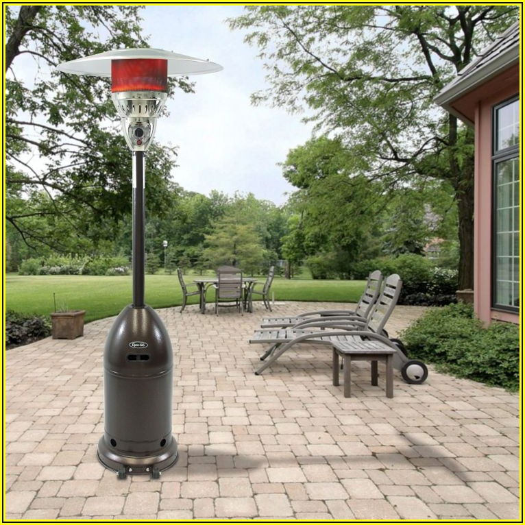 48000 Btu Patio Heater Bronze