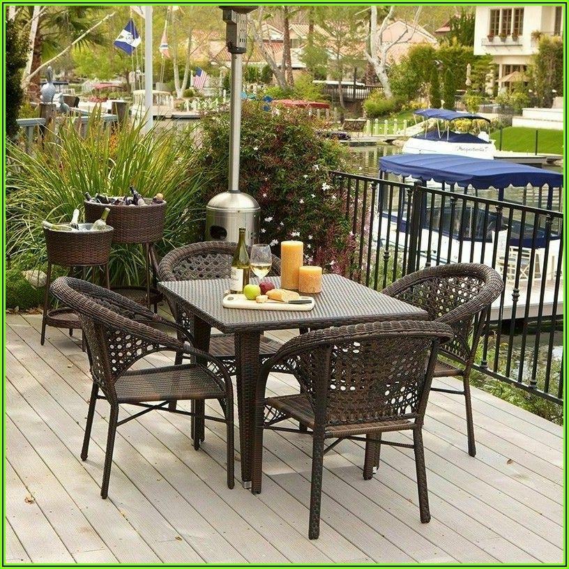 5 Piece Outdoor Patio Furniture Set