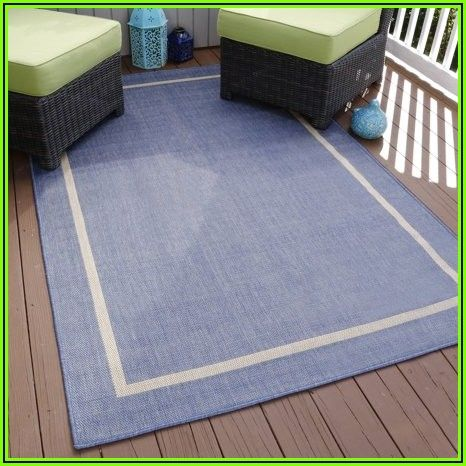 5 X 7 Patio Mat