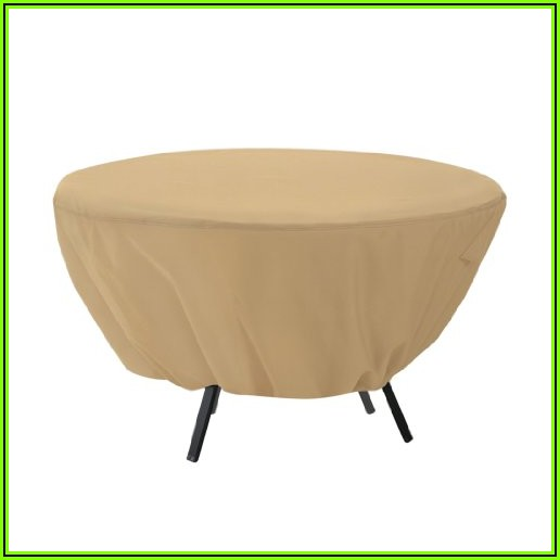 50 Inch Round Patio Table Cover