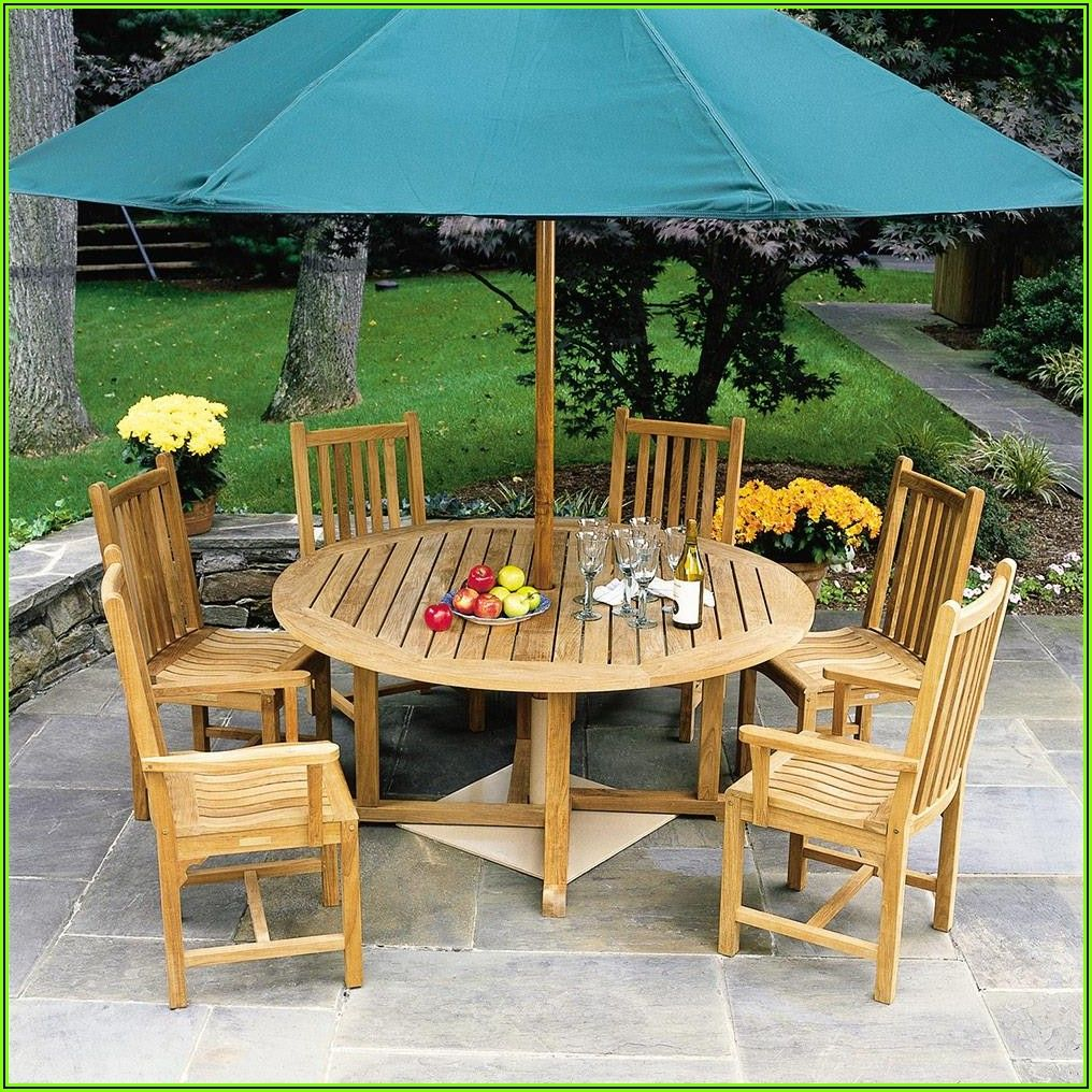 50 Inch Round Patio Table