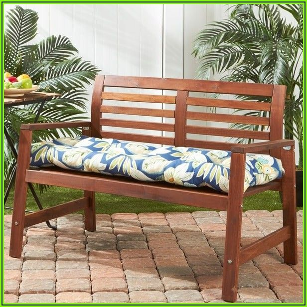 54 Inch Patio Bench Cushion