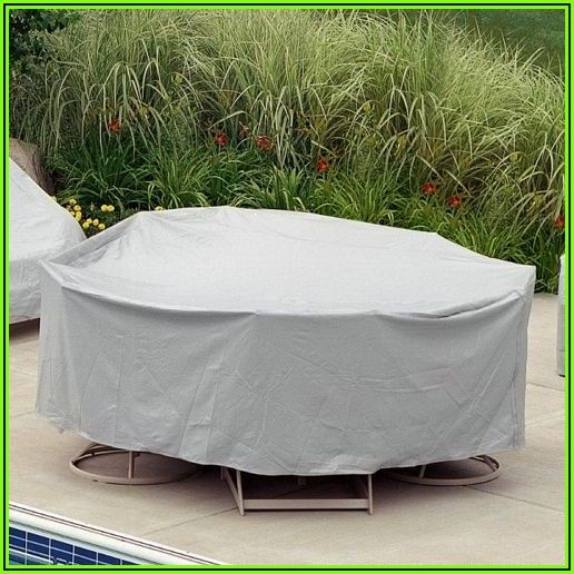 54 Round Patio Table Cover
