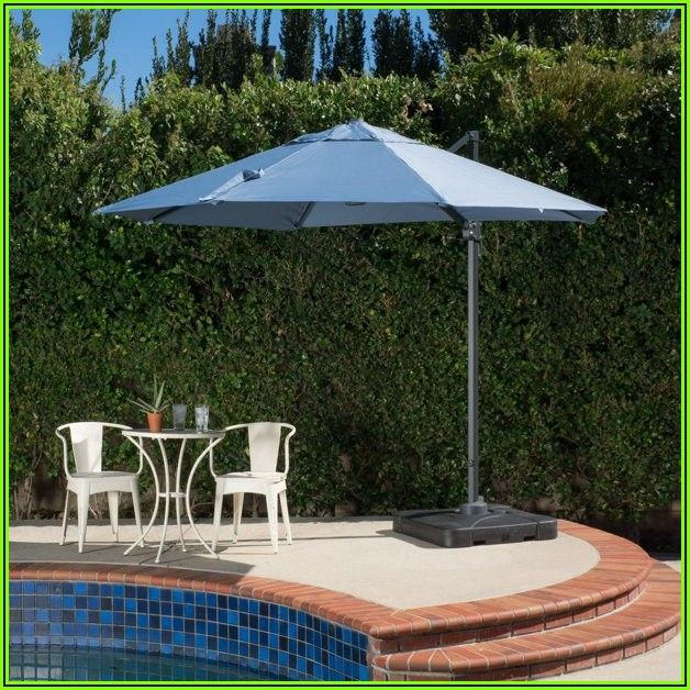 6 Foot Cantilever Patio Umbrella