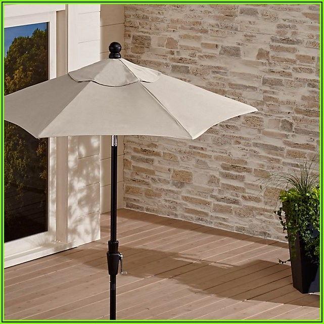 6 Foot Diameter Patio Umbrella