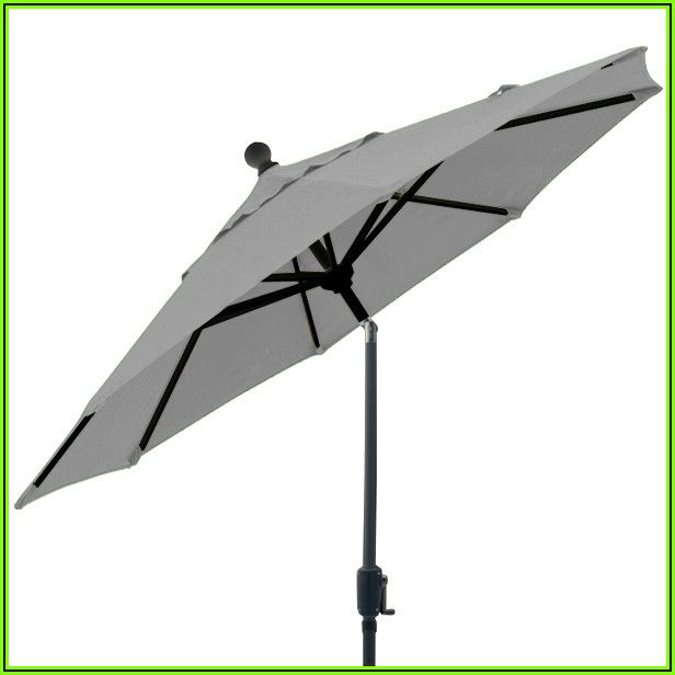 6 Ft Patio Umbrella Tilt
