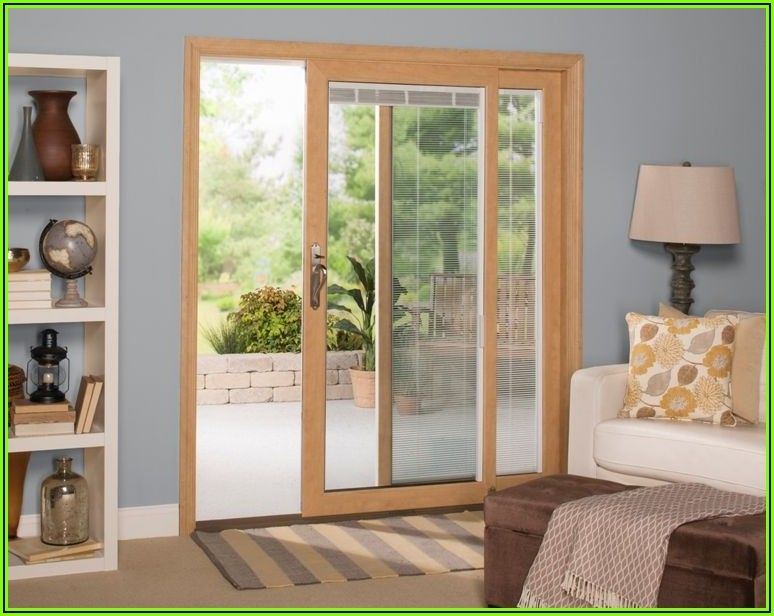 6 Ft Sliding Patio Door