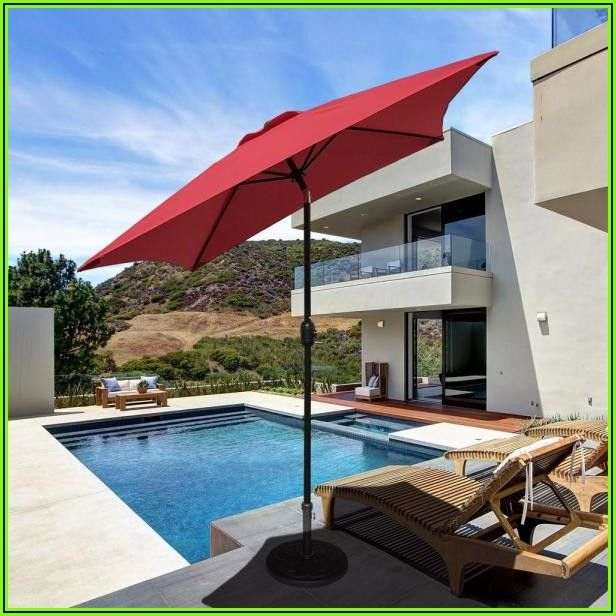 65 Ft Patio Umbrella