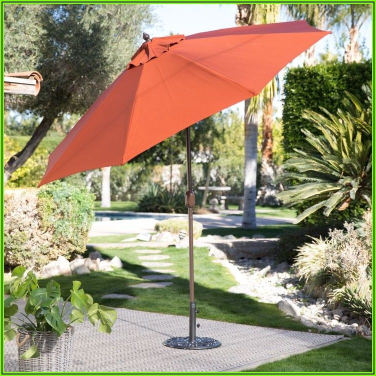 65 Ft Patio Umbrellas