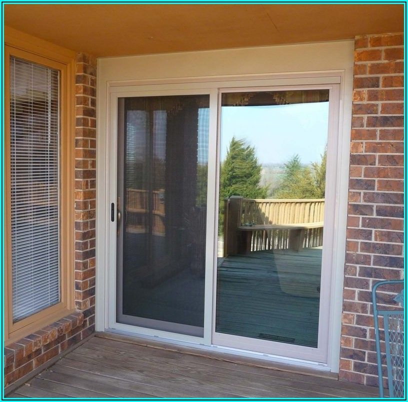 66 Inch Sliding Patio Door