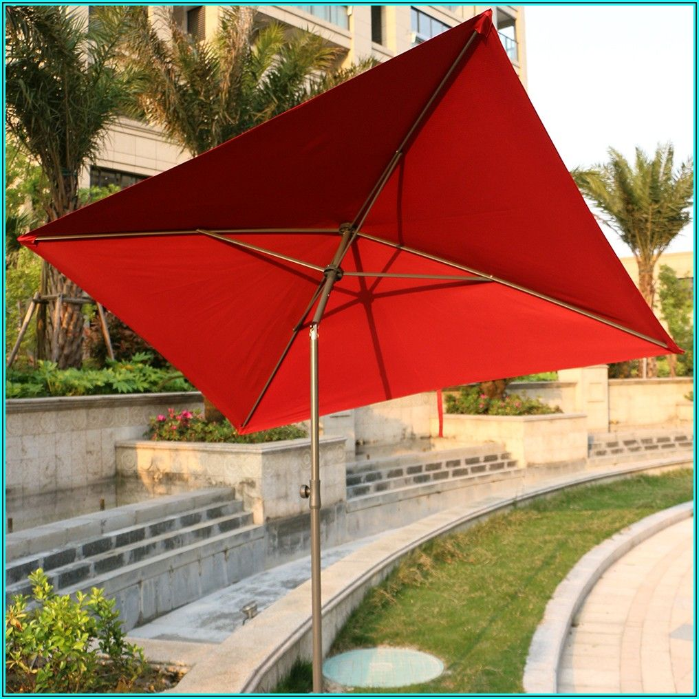7 Ft Patio Umbrella Tilt