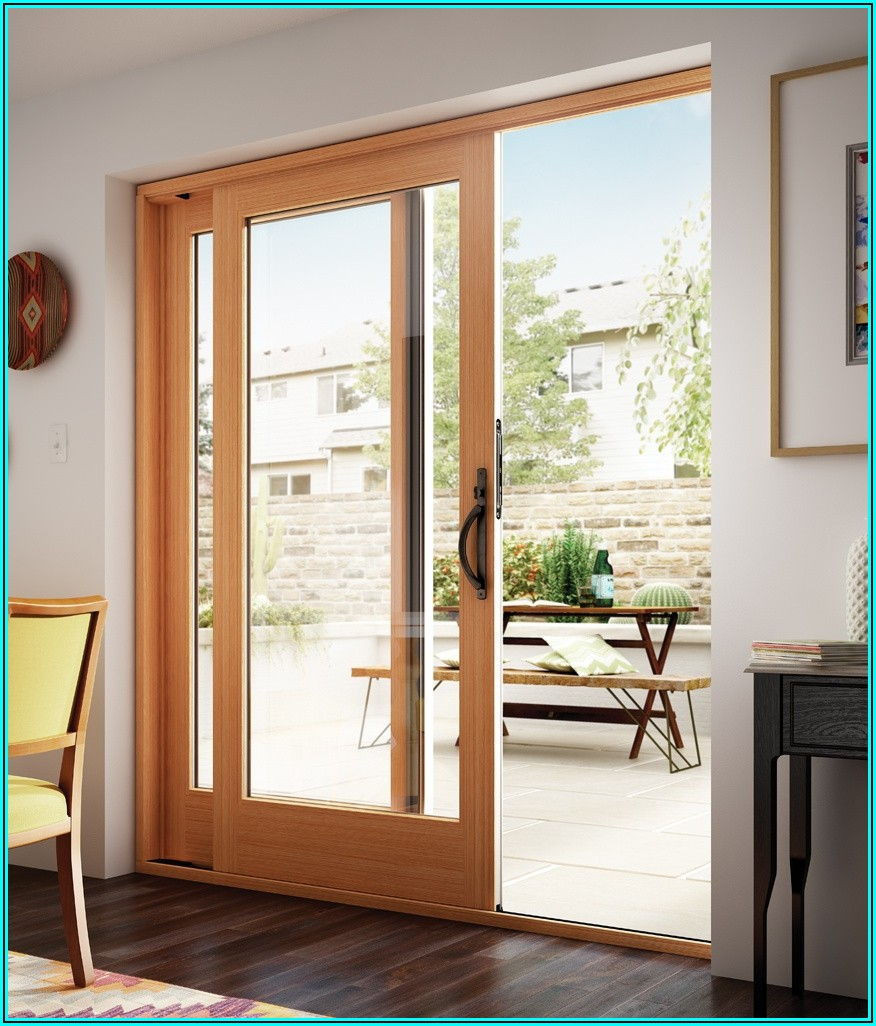 7 Sliding Patio Door