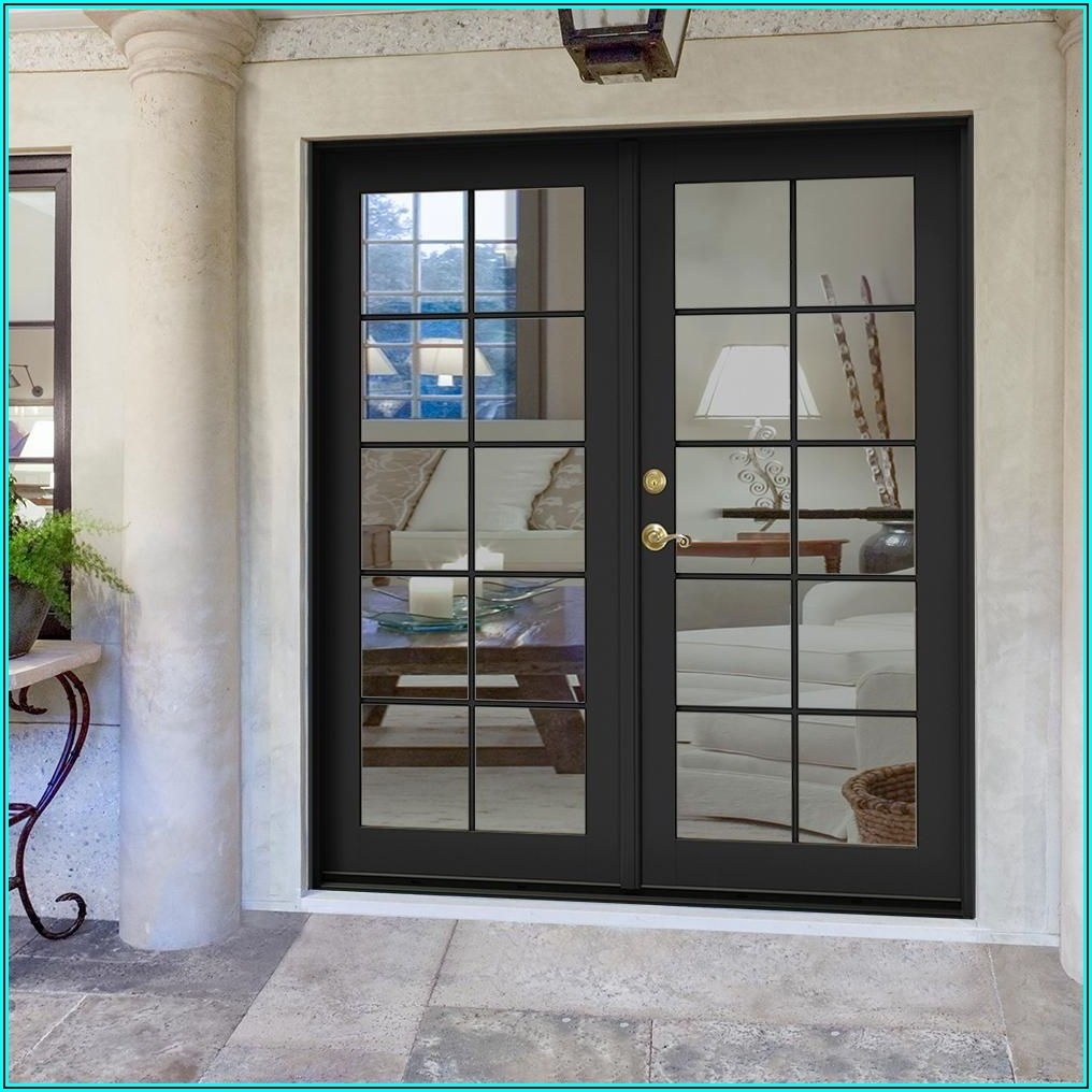 72 X 80 French Patio Doors