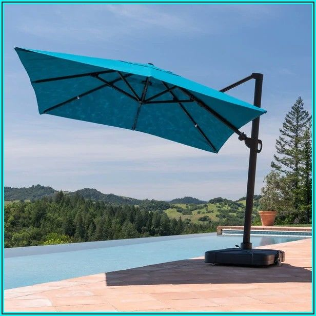 75 Foot Sunbrella Patio Umbrella