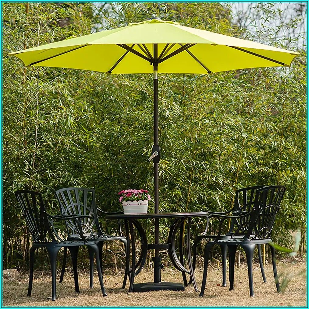 75 Ft Patio Umbrella Tilt