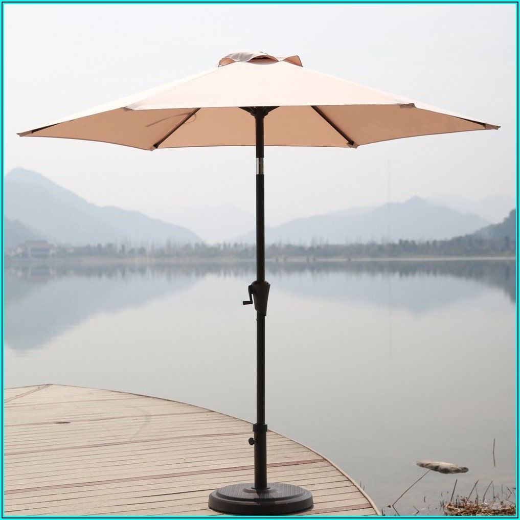 75 Patio Umbrella Tilt