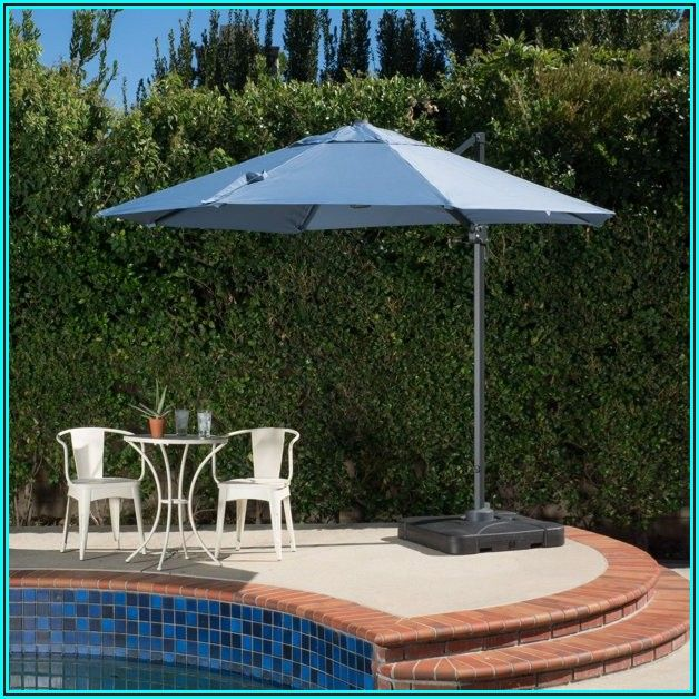 8 Cantilever Patio Umbrella