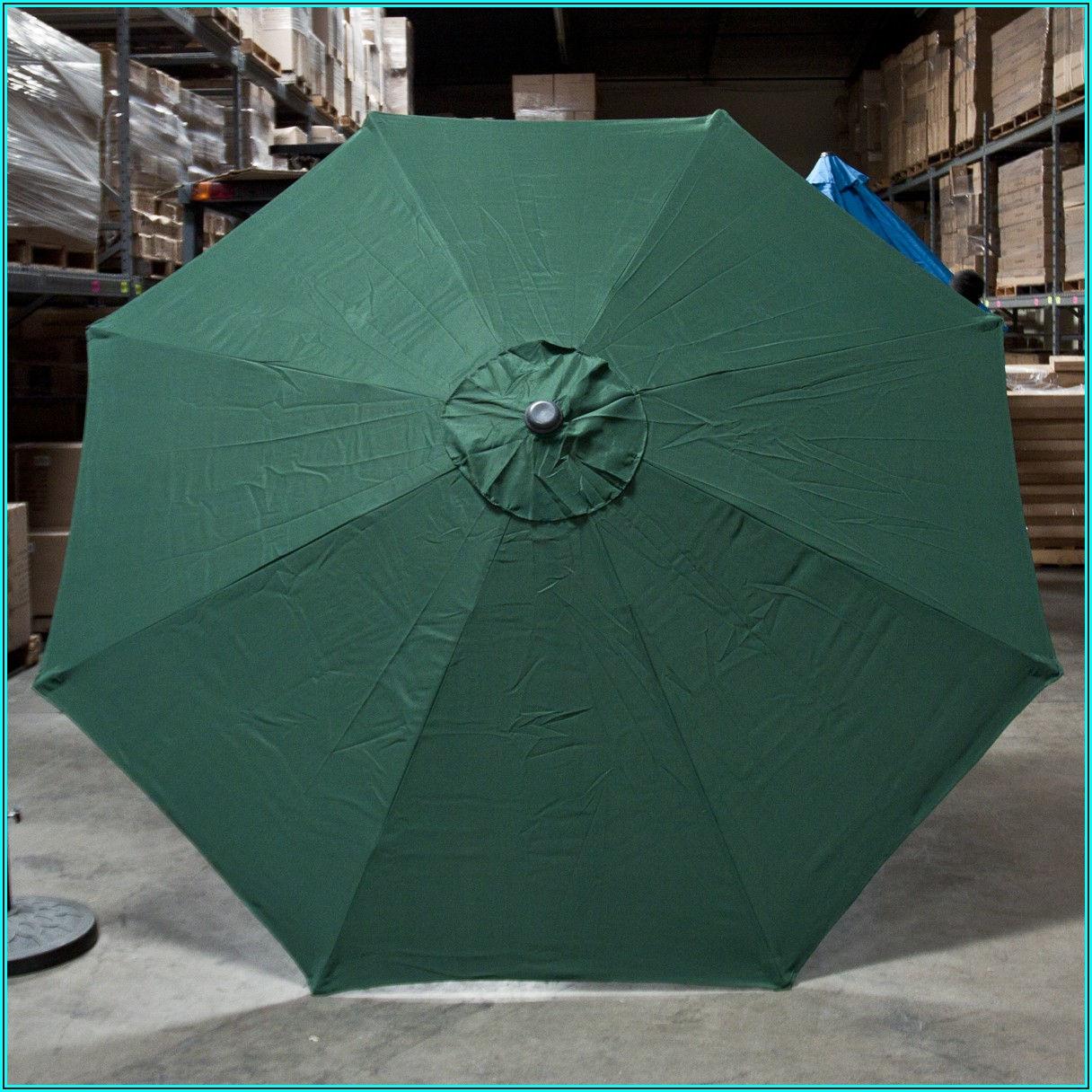 8 Foot Patio Umbrella Replacement Canopy