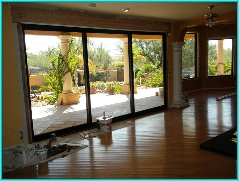 8 Foot Wide Sliding Patio Doors