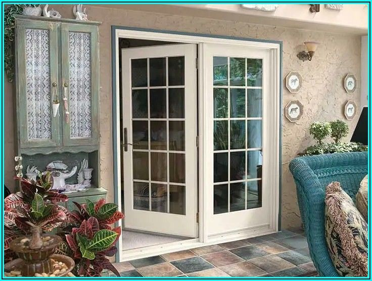 8' French Patio Doors