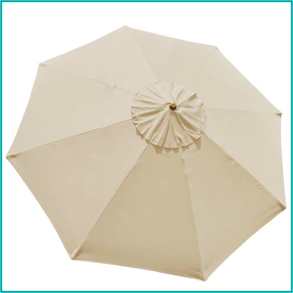 8 Ft Patio Umbrella Canopy Replacement