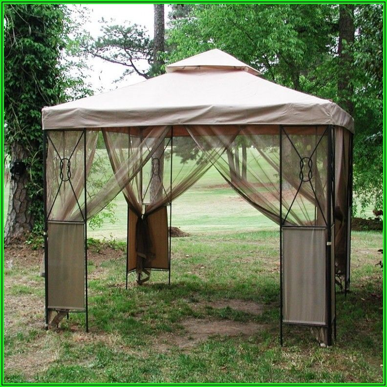 8 X 8 Patio Canopy Gazebo