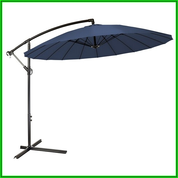 9 Ft Offset Patio Umbrella