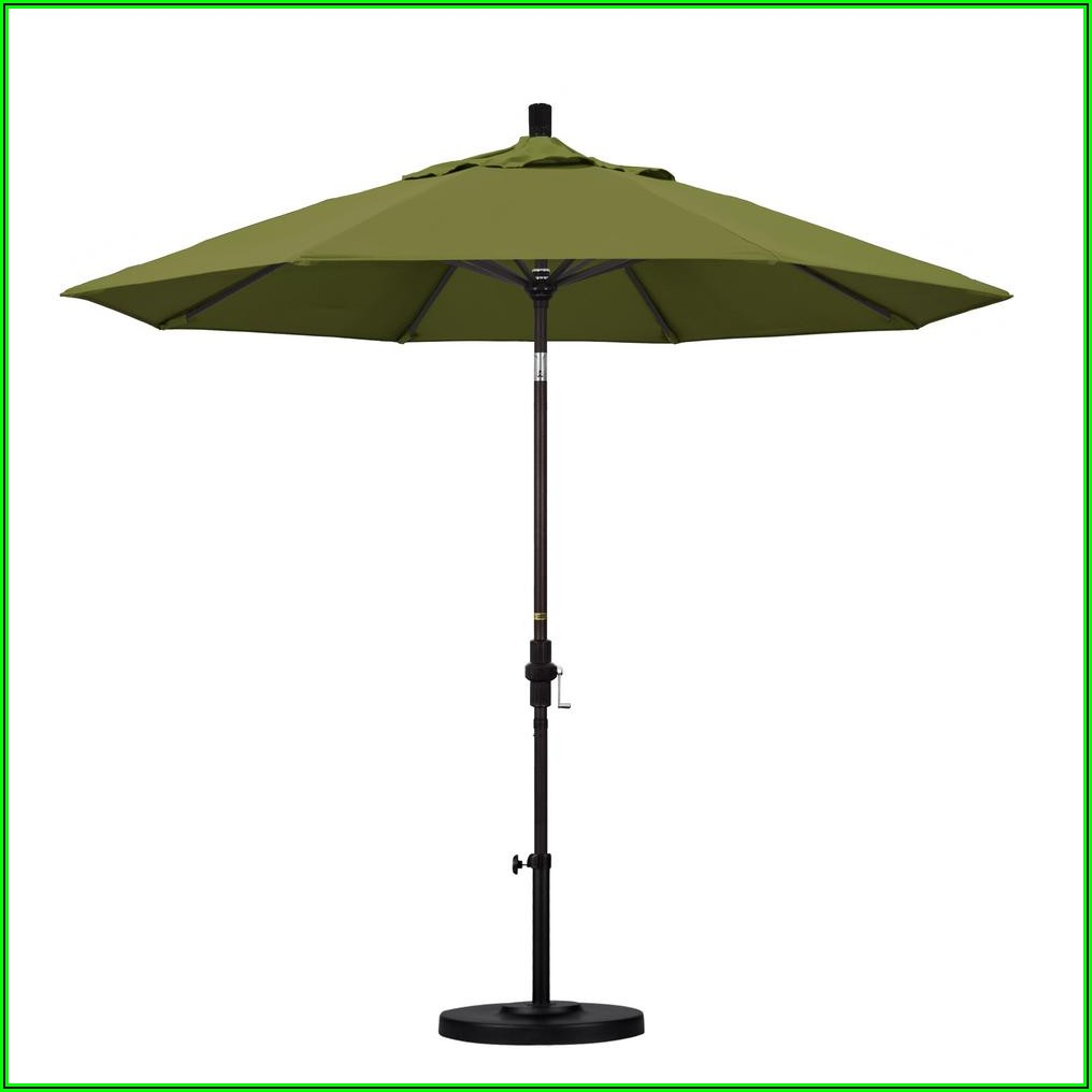 9 Ft Patio Umbrellas With Tilt