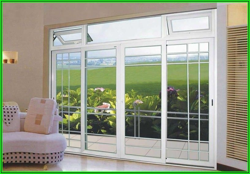 9 Ft Sliding Glass Patio Doors