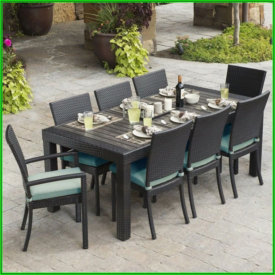 9 Piece Patio Furniture