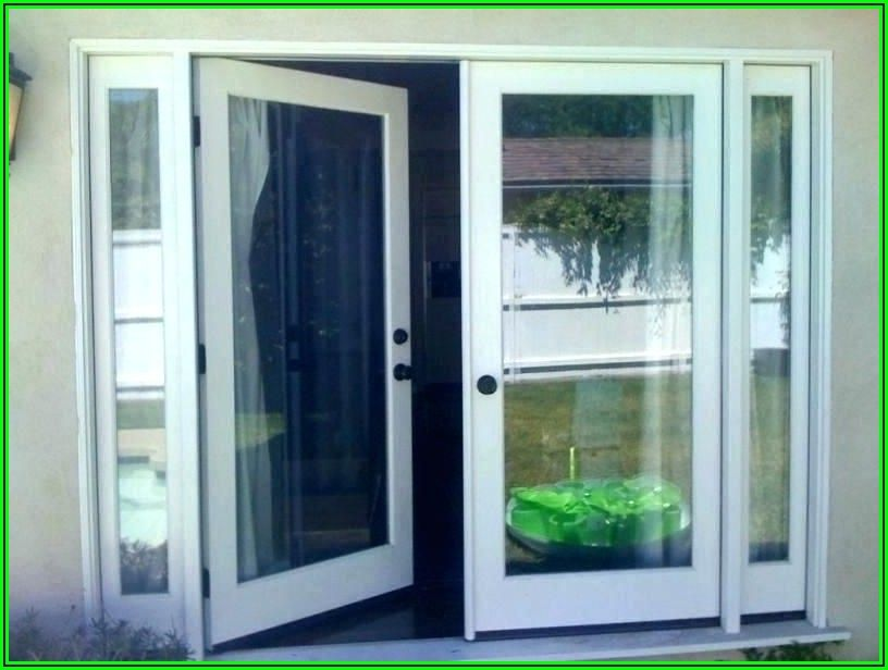 96 Inch French Patio Doors