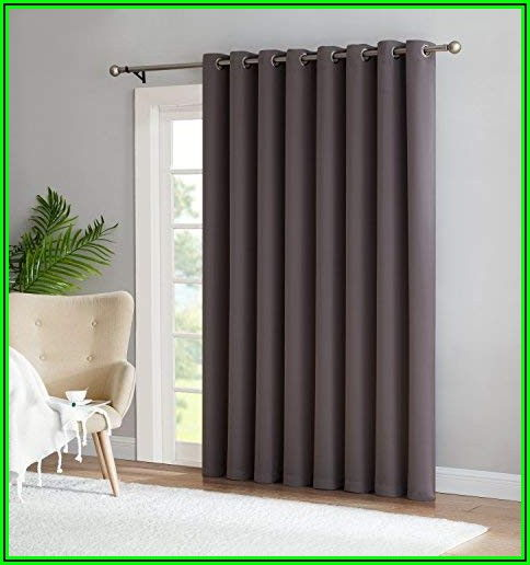 96 Inch Patio Door Curtains
