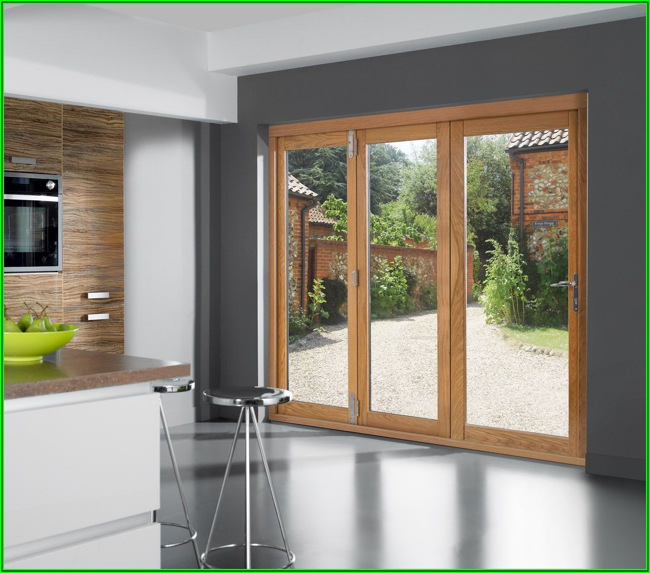 96 Inch Wide Sliding Patio Doors