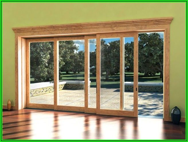 96 X 80 Sliding Glass Patio Door