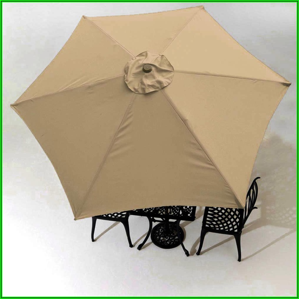 9ft Patio Umbrella Cover