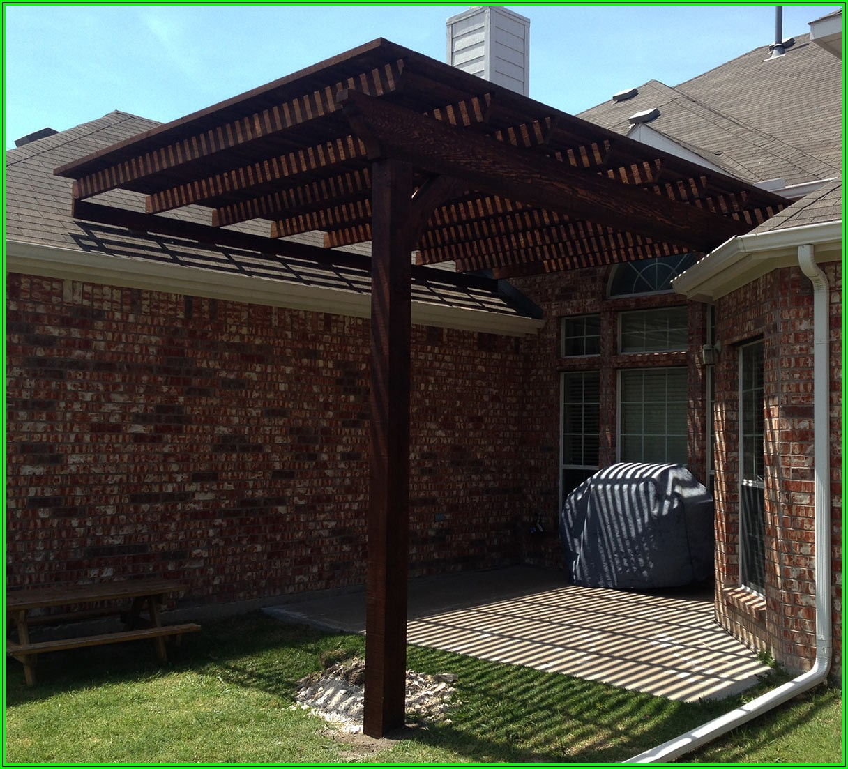 A One Patio Covers