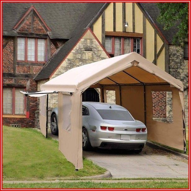 Abba Patio 10 X 20 Feet Outdoor Carport