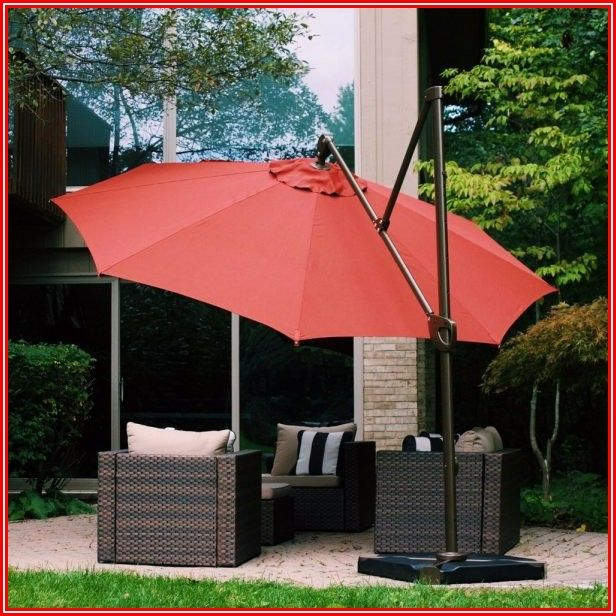 Abba Patio Cantilever Umbrella Instructions