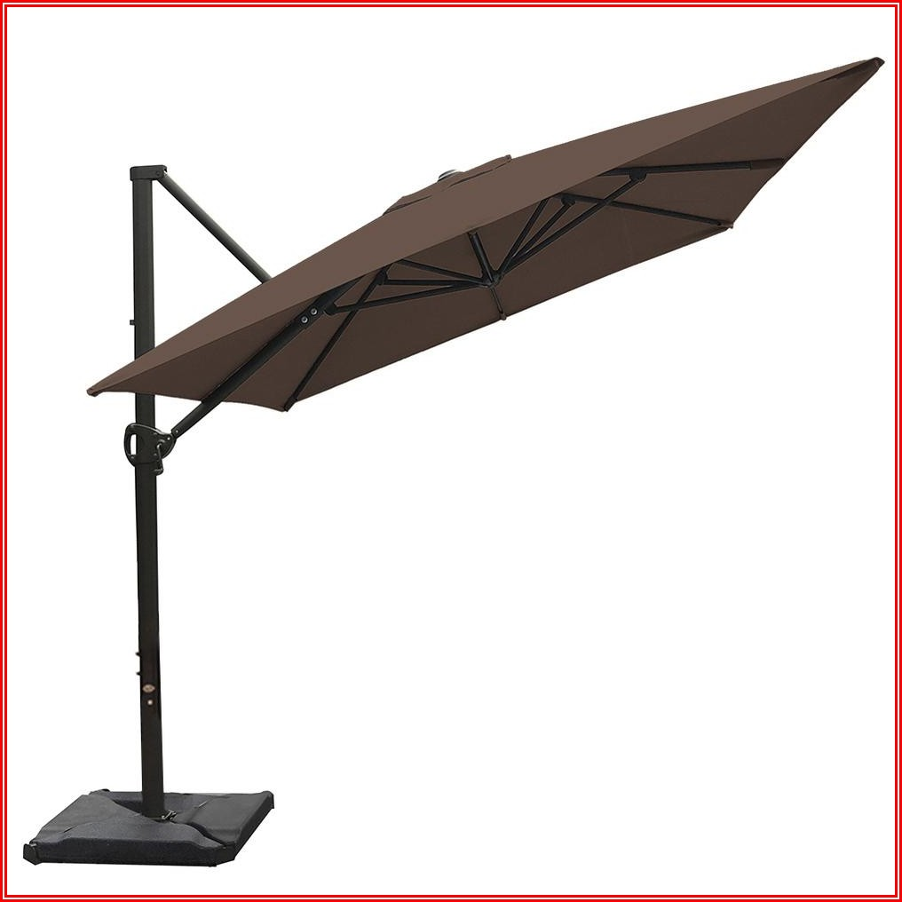 Abba Patio Cantilever Umbrella