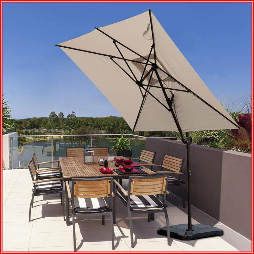 Abba Patio Offset Umbrella