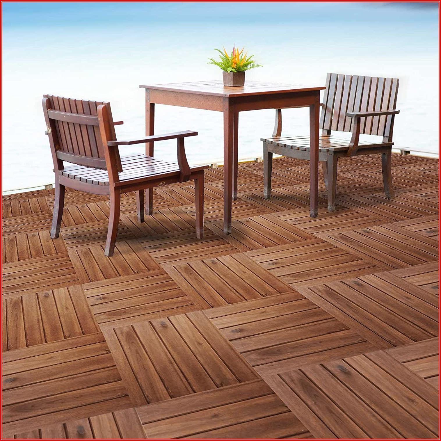 Acacia Hardwood Deck And Patio