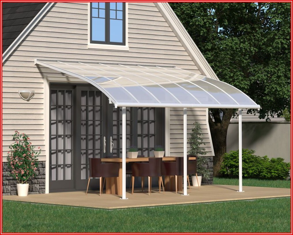 Acrylic Patio Cover Kits