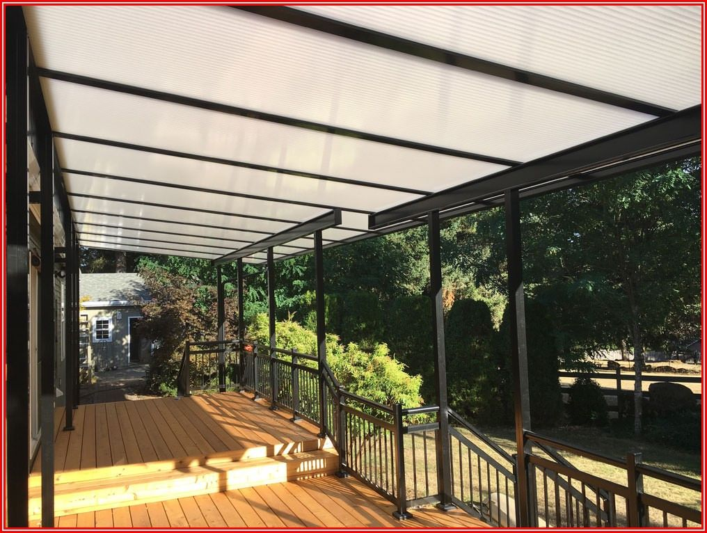 Acrylic Patio Cover Panels