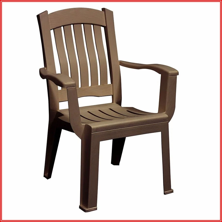 Adams Plastic Patio Chairs